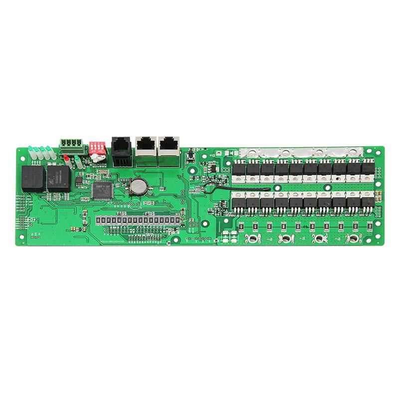 16S 15S 100A BMS for LiFePO4  Lithium ion Battery management system-1