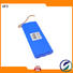 best lithium ion rechargeable battery pack solar with automation control technology for solar street light