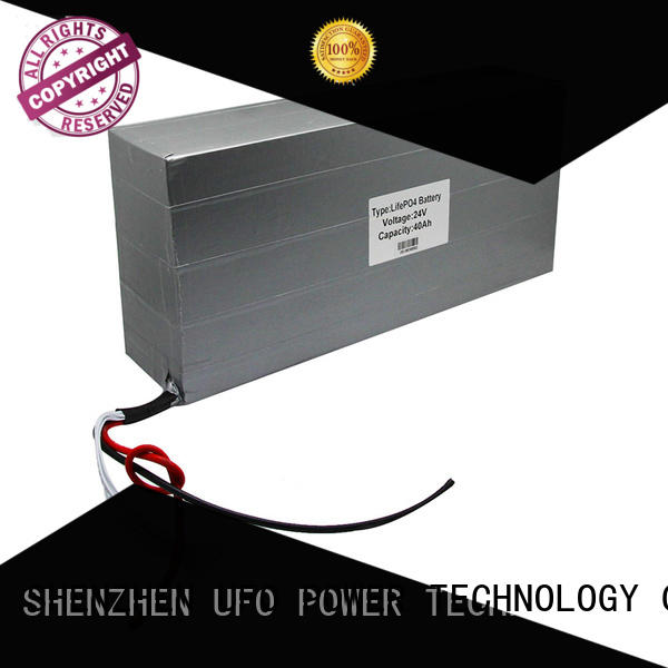 UFO professional lithium ion rechargeable battery long service life for sale