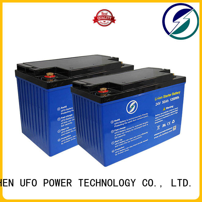 UFO ion lifepo4 battery manufacturers for sale