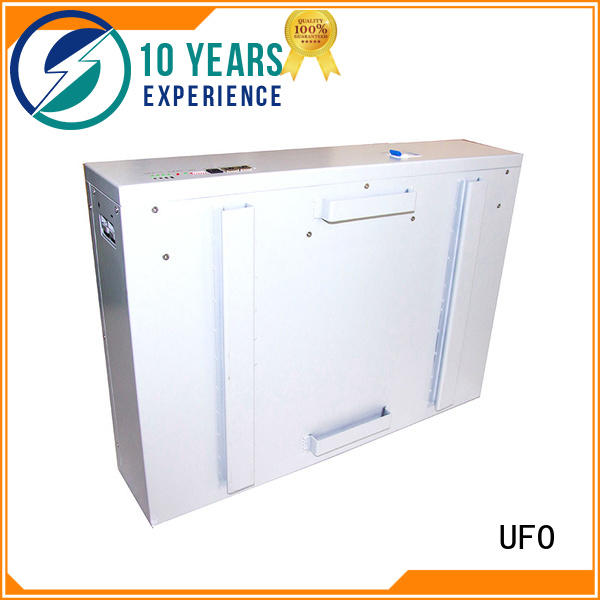 UFO New power wall battery factory for solar system telecommunication ups