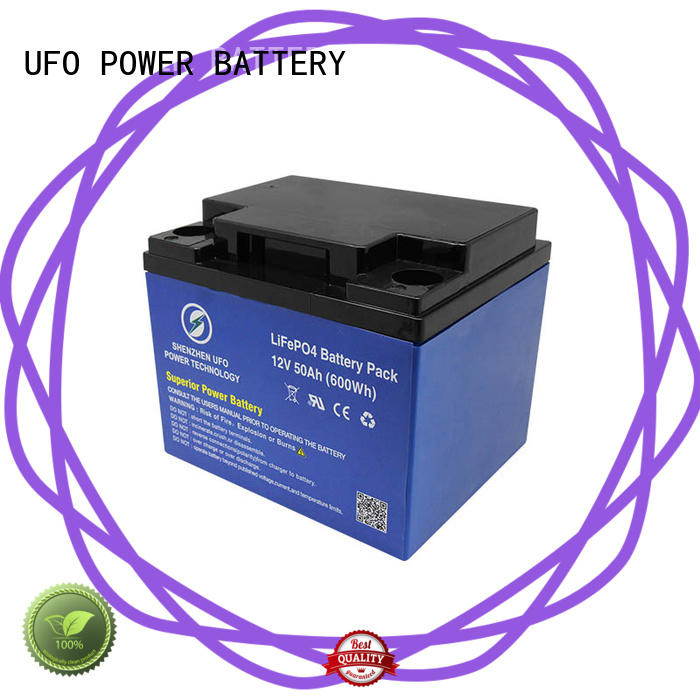 UFO 200ah 12v lithium iron battery suppliers for alarm