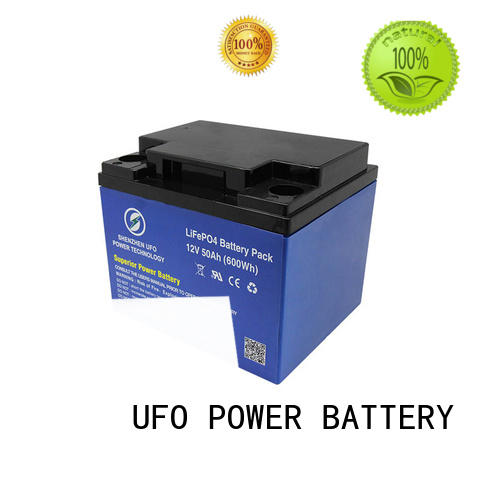 UFO 128v150ah lifepo4 lithium ion battery manufacturers for alarm