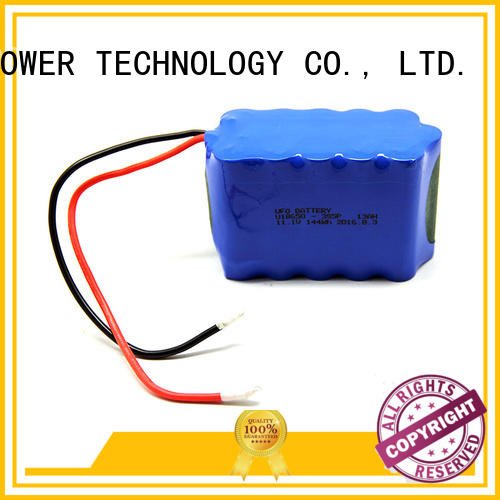 UFO High-quality rechargeable lithium battery pack company for sale