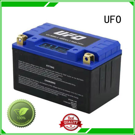UFO battery lithium ion motorcycle battery company for electric cars