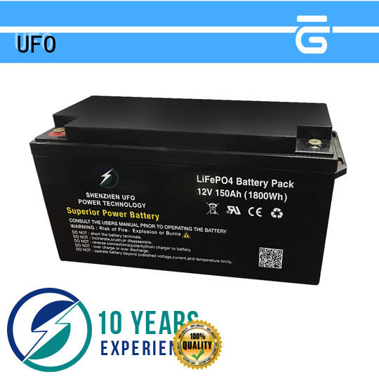highly durable lithium iron battery for solar system Gel battery replacement