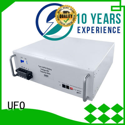 UFO system base station battery suppliers for solar street lamp