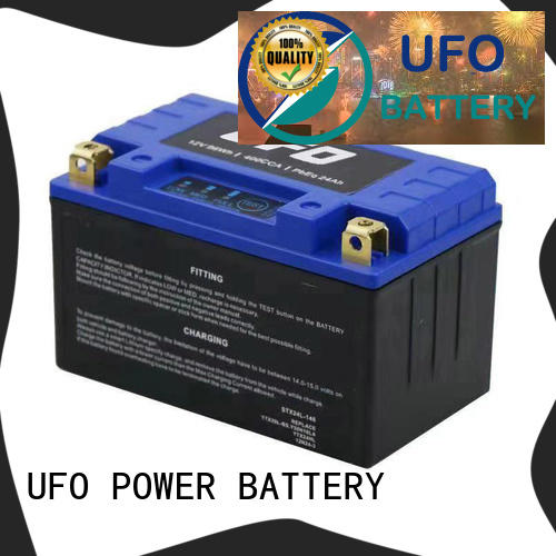 UFO Latest lithium starter battery suppliers