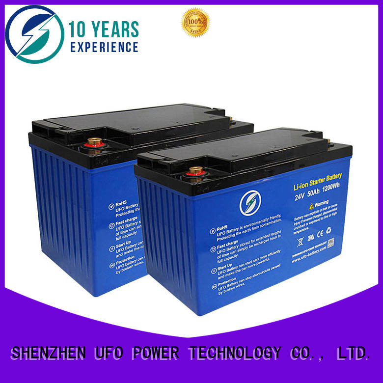UFO Top lifepo4 lithium ion battery for business for sale