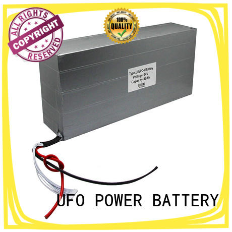 UFO Best lithium ion rechargeable battery pack supply for sale