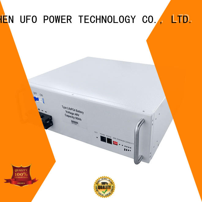 efficient 48v lithium battery lifepo4 with air switch for solar system telecommunication ups