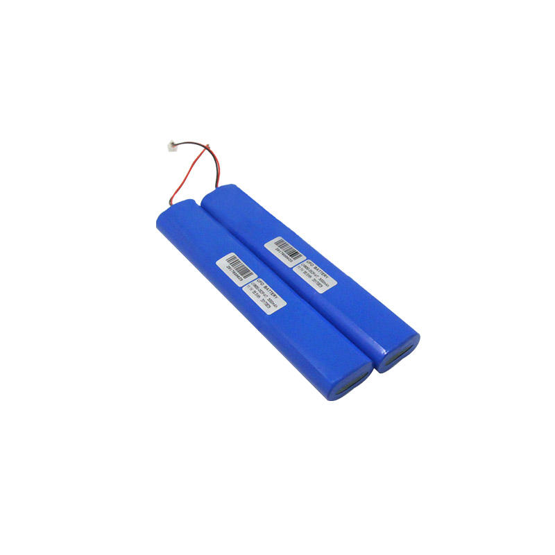 Rechargeable lithium battery pack 11.1V5Ah for small device-3