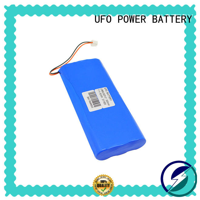 UFO rechargeable battery pack with flexible size for solar street light
