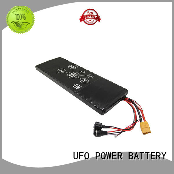 UFO new rechargeable lithium battery pack long service life for sale