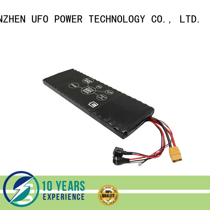 rechargeable battery pack with automation control technology for solar street light UFO