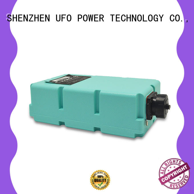 UFO odpdcac custom lithium battery pack factory for surfboard