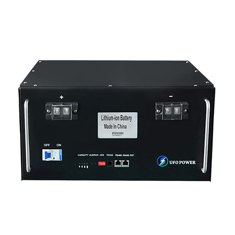 LiFePO4 telecommunication battery 48V100Ah 5KWh for solar system telecommunication UPS-1