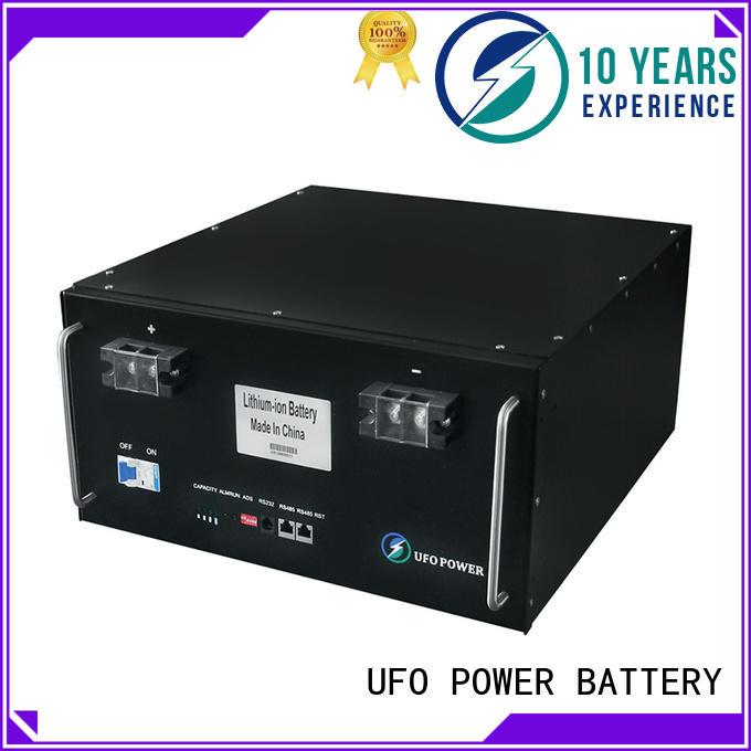 UFO 48v100ah 48v lithium battery supply for communication base station