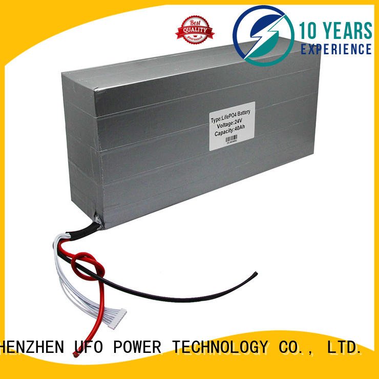 UFO professional lithium ion rechargeable battery pack manufacturer for small device