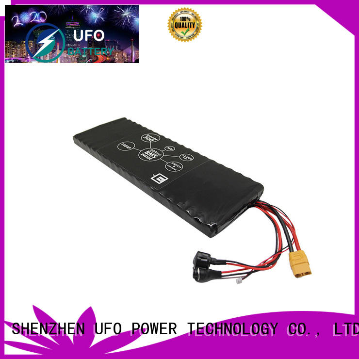 UFO system rechargeable li ion battery pack factory for solar street light