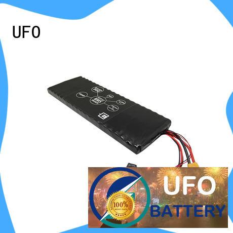 UFO 111v5ah rechargeable li ion battery pack company for solar street light