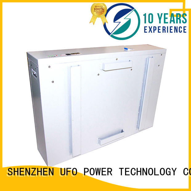 UFO High-quality power wall battery company for solar system telecommunication ups