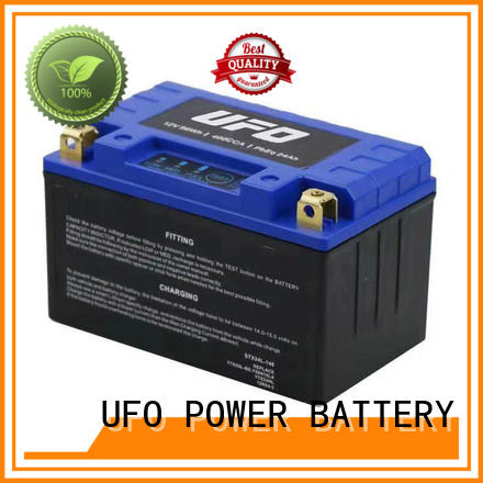 Lithium Motorcycle starter battery
