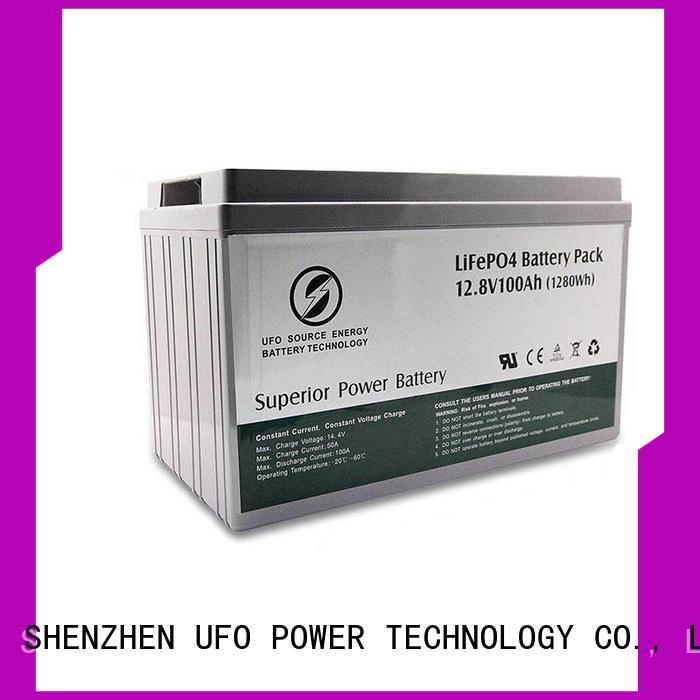 12 volt lifepo4 battery lifepo for alarm UFO