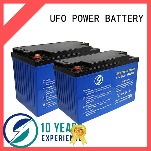 UFO good selling lifepo4 battery with stable chemical properties for sale