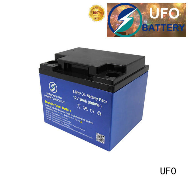 UFO ion 12 volt lifepo4 battery manufacturers for sale