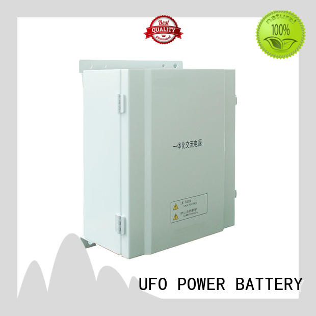 UFO reliable custom made batteries with automation control technology for signal base station