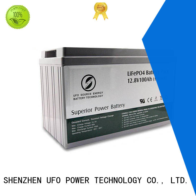 UFO 100ah 12 volt lithium battery for business for sale