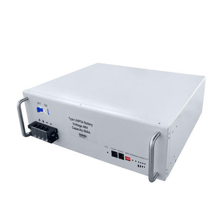 UFO hot sale telecom battery bank with air switch for sale