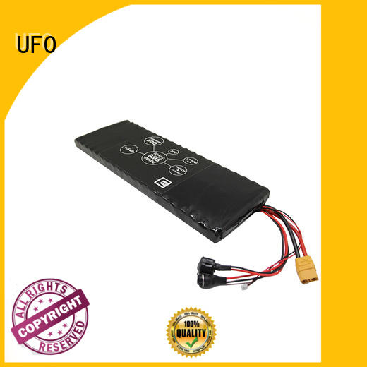 UFO High-quality rechargeable li ion battery pack suppliers for solar street light