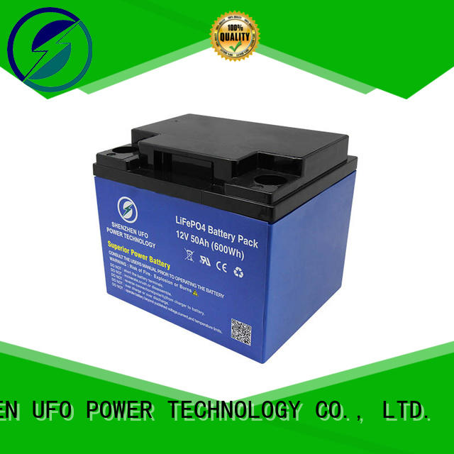UFO highly durable 12v lifepo supplier for sale