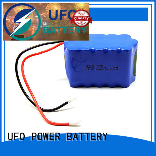 UFO ion lithium ion rechargeable battery pack suppliers for solar street light