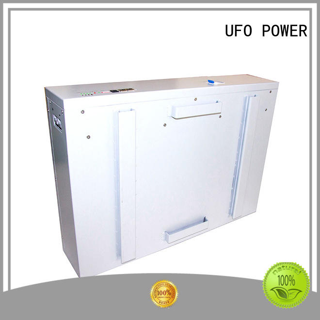 UFO lifepo power wall battery with air switch for sale