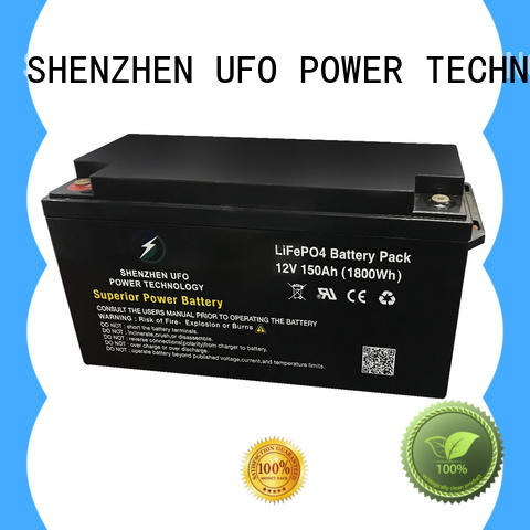 UFO good selling 24v lifepo4 battery for sale