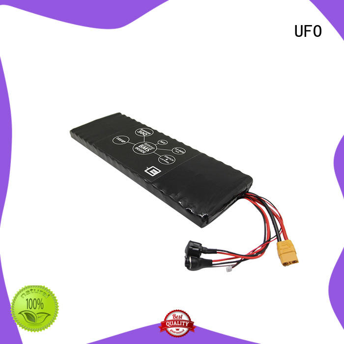 UFO lithium ion rechargeable battery pack manufacturer for sale