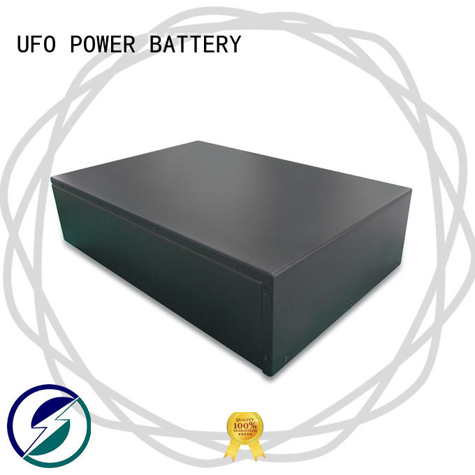 UFO New motive power battery for business for solar system telecommunication ups