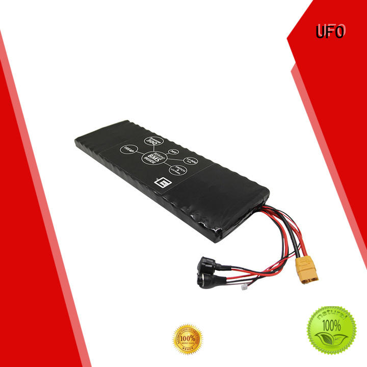 UFO lifepo 12 volt rechargeable battery pack with automation control technology for small device