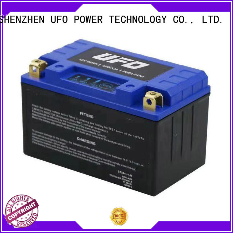 small size lithium automotive battery with discharge voltage balance for electric cars