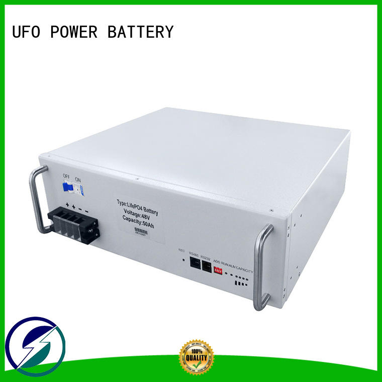 UFO Wholesale telecommunication battery for business for solar street lamp
