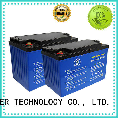 UFO 12 volt lithium battery with stable chemical properties for sale