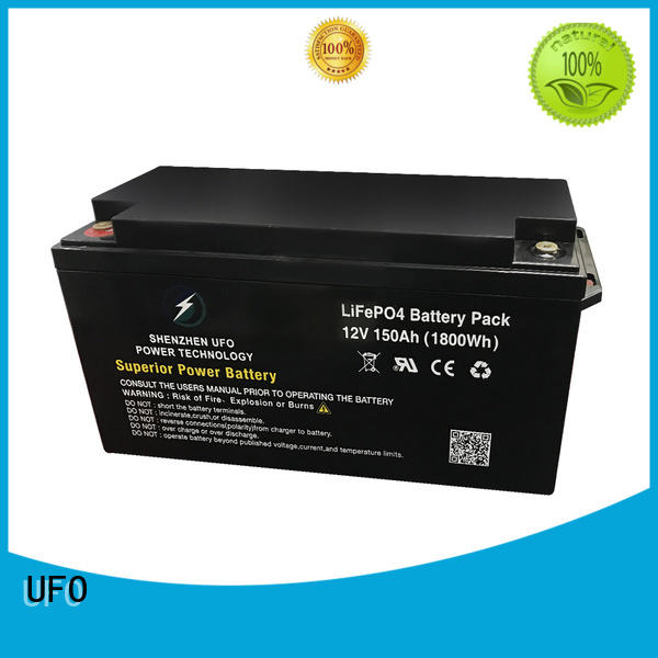 LifePO4 lithium battery 12.8V150Ah for solar system Gel battery replacement