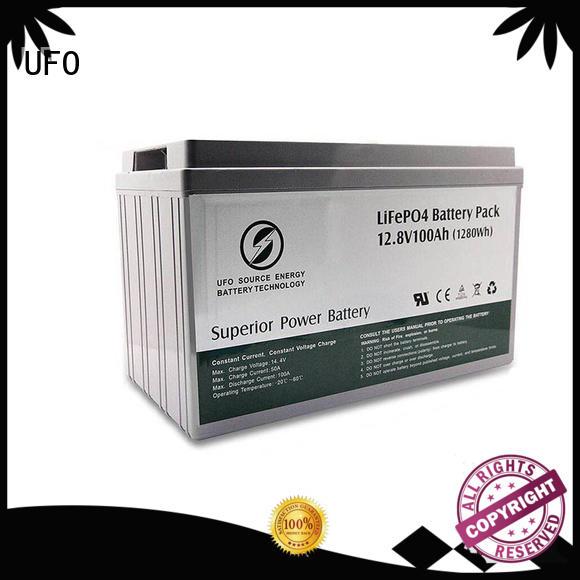 lifepo 12 volt lithium battery manufacturer for sale