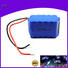 High-quality rechargeable battery pack 111v5ah supply for solar street light