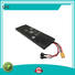 UFO portable lithium battery pack long service life for solar street light