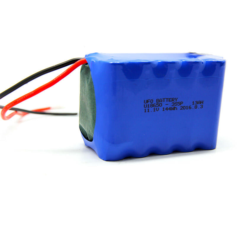 Custom lithium ion rechargeable battery pack 111v5ah company for solar street light-1