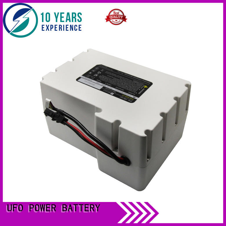 UFO good selling lithium battery pack manufacturer for medical device